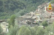 Nuova forte scossa di terremoto ad Amatrice e Accumoli