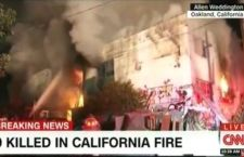 San Francisco: 9 morti nell'incendio di un night. 13 i dispersi