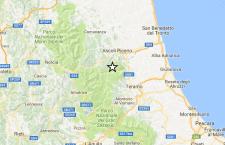 Nuovo forte terremoto. Questa volta fa paura a Teramo