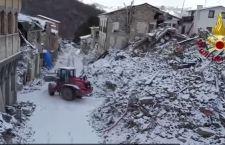 Terremoto. Forte scossa ad Amatrice. 3.8