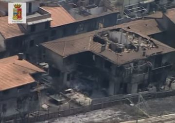 Viareggio: case lesionate