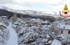 Nuova forte scossa di terremoto tra Amatrice ed Accumoli