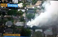 California: aereo sulle case. 3 morti