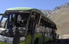 Argentina: 19 morti per incidente a bus sulle Ande