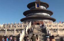 Tempio di Pechino: riconoscimento facciale per avere la carta igienica