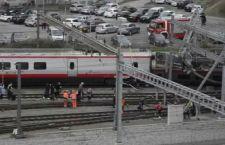 Deraglia il treno Milano Basilea. Sette feriti