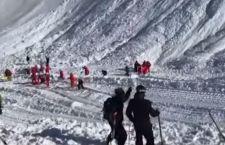 Francia:  valanga uccide sciatore. Due ancora dispersi