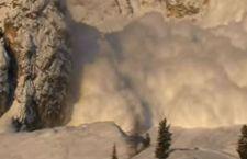 Valanghe in Val d'Aosta: due morti e alcuni dispersi