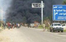 Siria: autobomba contro sfollati. 39 morti