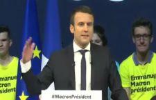 Francia. Al ballottaggio  Macron e Le Pen. Battuti i partiti storici.Voto filo Europa