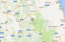 Forti scosse di terremoto nelle Marche, Abruzzo e Umbria