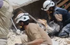 Siria: bombe sulla Protezione civile. Numerosi morti