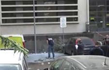 Roma: doppia esplosione contro ufficio postale