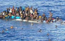 Migranti: strage di bambini annegati di fronte alla Libia