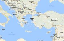 Terremoto Grecia di 6.4: almeno un  morto