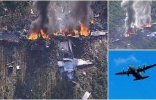 Usa: cade aereo dei Marine. 16 morti