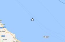Terremoto e sciame sismico nell'Adriatico. Fino a 4.0