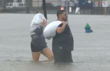 Usa: 5 morti nel Texas travolto ed allagato dall'uragano Harvey