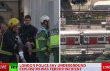 Londra: 29 feriti per bomba nella Metro. Isis rivendica