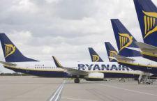 I voli cancellati dalla Ryanair lasceranno a terra 400 mila viaggiatori