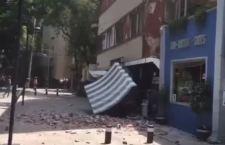 224 morti per terremoto in Messico. 20 bambini in una scuola