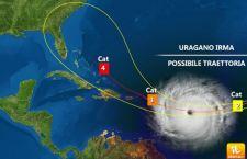 Uragano Irma nei Caraibi: 10 morti e decine di feriti