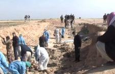 Iraq: scoperta altra fossa comune dell'Isis. Potrebbero essere 15 mila i morti