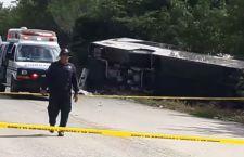 Messico: incidente bus. 12 morti e 18 feriti. Illesi due italiani