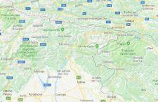 Terremoto: panico in Friuli