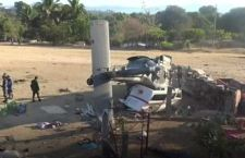 Messico: terremoto 7.2 senza vittime. 14 muoiono su elicottero caduto