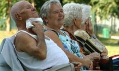 Italia: paesi di vecchi. Il 30 %  non è autosufficiente