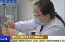 Scandalo in Cina sui vaccini antirabbia