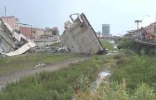 Genova. I morti sarebbero 35. Catastrofe annunciata, con tanti responsabili