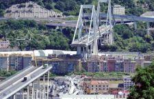 Genova. Il maltempo blocca lo smantellamento del ponte