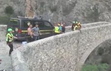 Calabria: strage di escursionisti per lo straripamento di un torrente