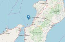 Forte terremoto in Calabria