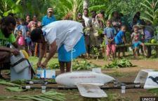 Unicef: il drone per consegnare i vaccini in aree lontane