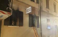 Mirandola: incendio doloso fa due morti nel comando della polizia locale