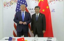 """Trump cambia idea: con la Cina ritorna la """" pace"""""""
