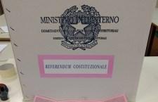 Referendum e regionali al voto – di Giuseppe Careri