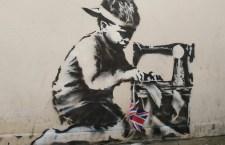 Banksy, mito della Street art – di Giuseppe Careri