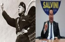 Il sottosegretario leghista e la nostalgia del fascismo. Non ha giurato fedeltà alla Repubblica?