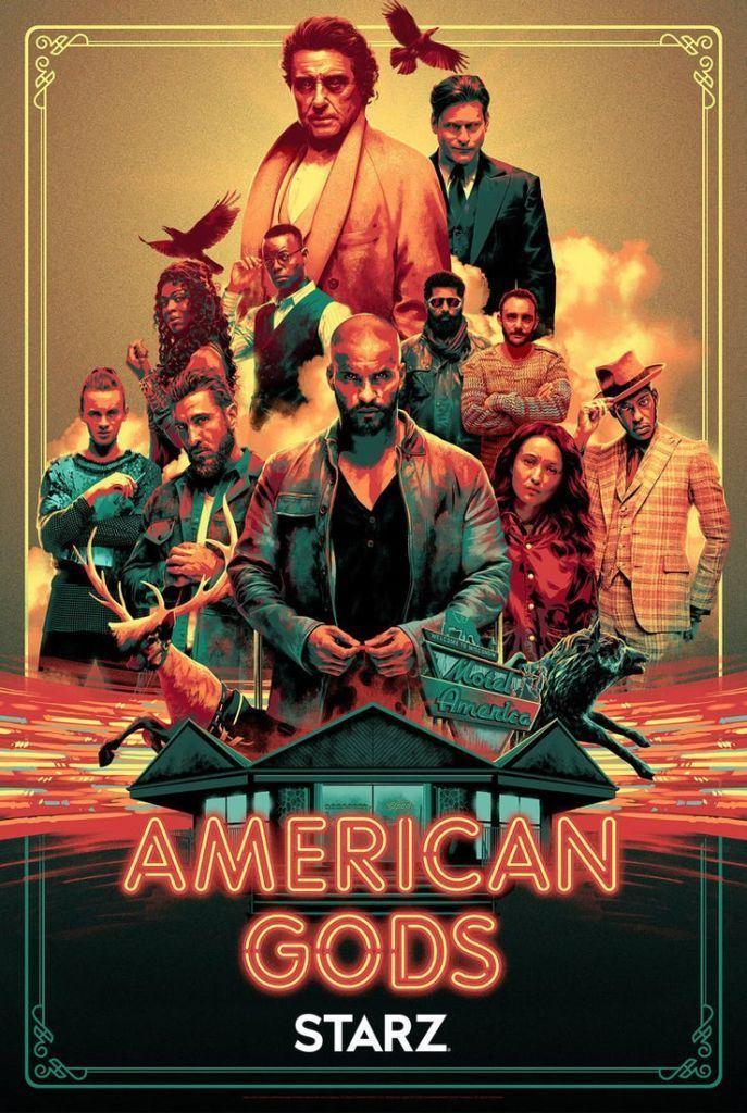 Gli dei ritornano (su Amazon): American Gods 3