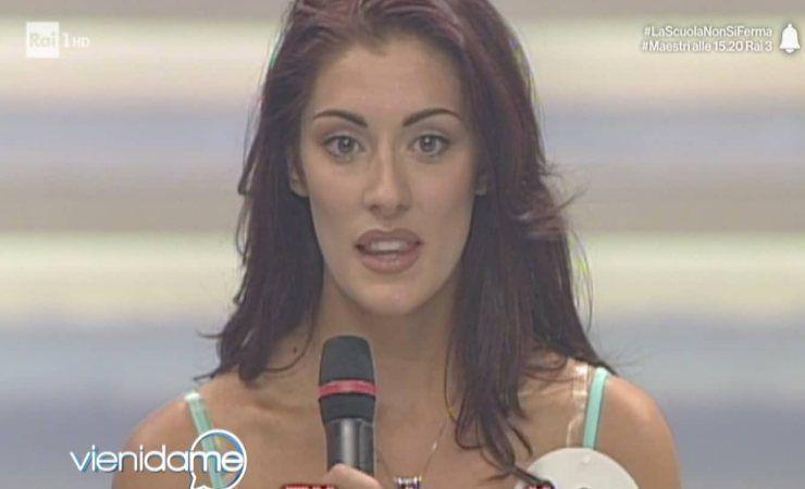 Elisa Isoardi Miss Italia 2000