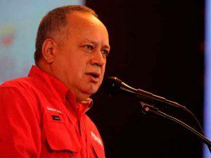 Diosdado Cabello: la justicia está funcionando