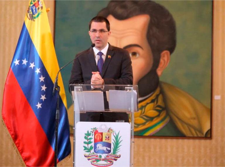 Arreaza: Sanciones afectan al pueblo y atentan contra intereses de la nación