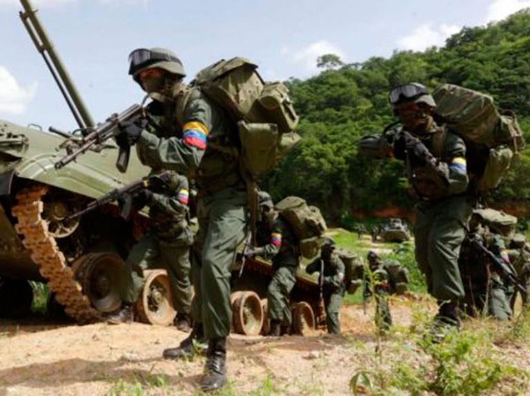 Ejercicios Militares Caribe I afinan defensa con sistemas misilísticos