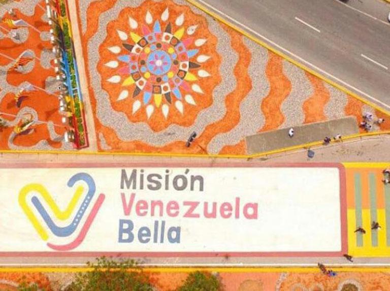 Maduro conmemoró primer aniversario de la Misión Venezuela Bella