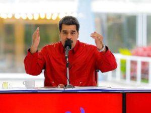 Maduro: Hace 21 años el pueblo venezolano inició construcción de la democracia verdadera