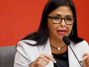 Delcy Rodríguez: El imperio usa y desecha desertores